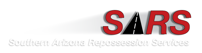 SARS Southern Arizona Repossession Services LOGO